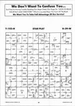 Map Image 006, Pennington County 1992